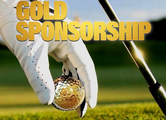 Gold Level Title Sponsorship