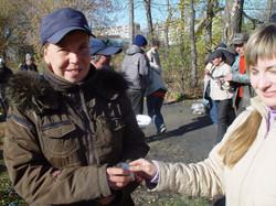 Помощь бездомным фонд Небо (6)