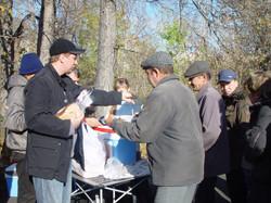 Помощь бездомным фонд Небо (2)