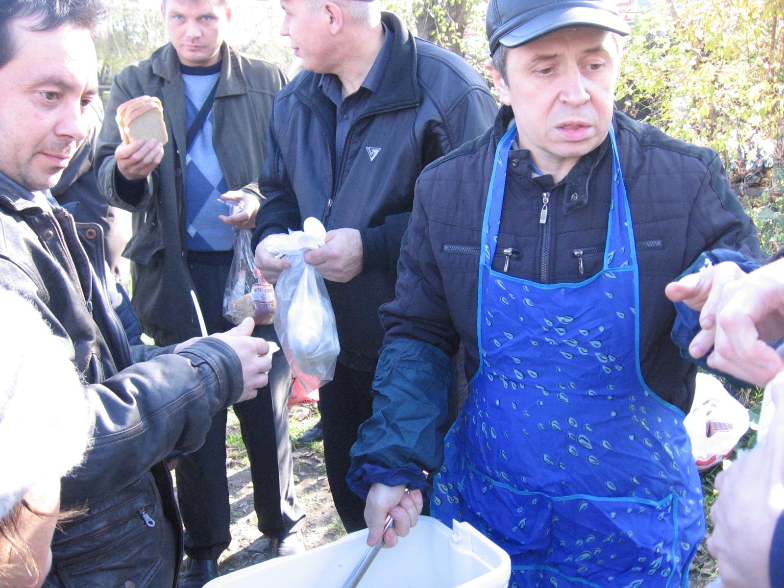 Помощь бездомным фонд Небо (7)