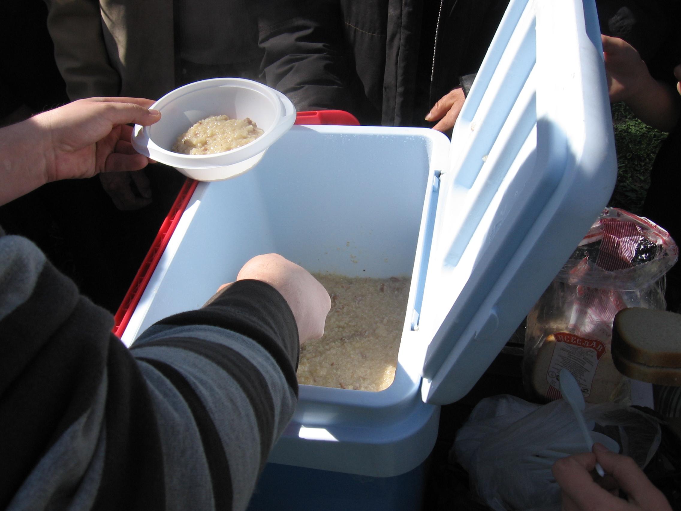 Помощь бездомным фонд Небо (9)
