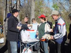 Помощь бездомным фонд Небо (5)