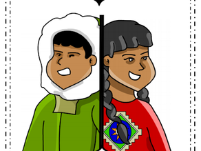 Cahier interactif 6e année-Inuits/Micmacs