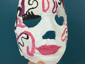 Nos masques en plâtre