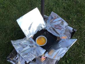 Fabriquer des fours solaires en classe