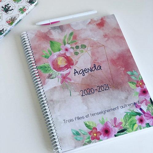 PDF- Agenda étudiant 2020-2021
