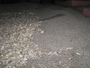 Removing Vermiculite and Asbestos from home