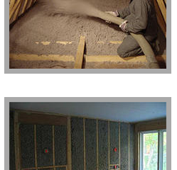 "Learn the ""Green"" Facts About Cellulose Insulation"