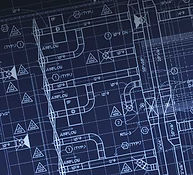 Blue Prints of Duct Systems