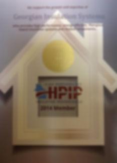 High Performance Insulation Professionals 2014