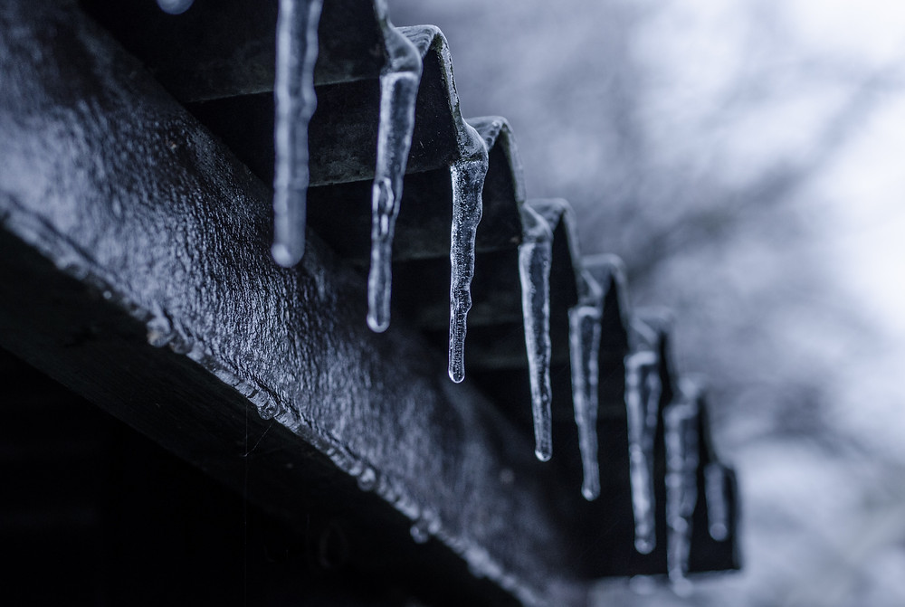 Residential insulation and ice dams