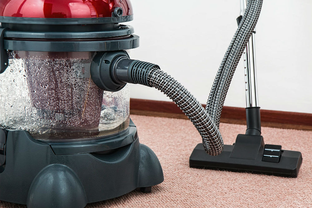 A hoover in a house