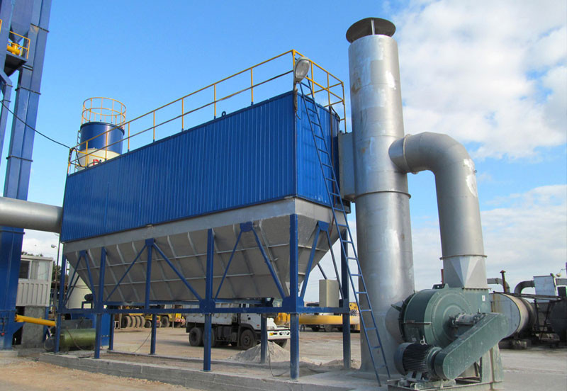 Image of dust collector