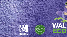 The energy efficient environmentally friendly insulation - WALLTITE ECO
