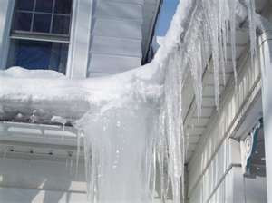 Ice Dams May Mean You Have An Insulation Problem