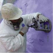 Applying Walltite ECO Insulation Spray Foam