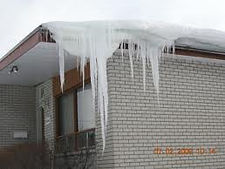 Roof Ice Prevention at home