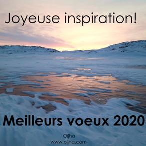Meilleurs vœux arctiques!