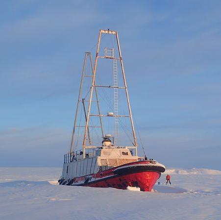 Oïjha lauréate de la résidence Artistes en Arctique 2018