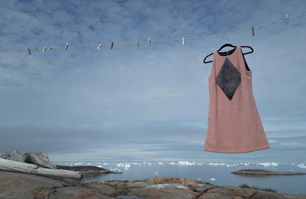 Puisi Kintsugi robe n°2