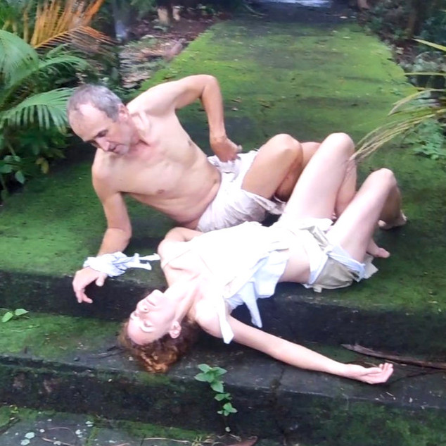 Tropical Butoh