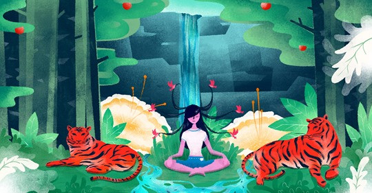 Ateliers INSPIRE - méditation & création