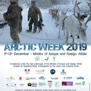 Akunnaaq à l'Arctic Week - Paris