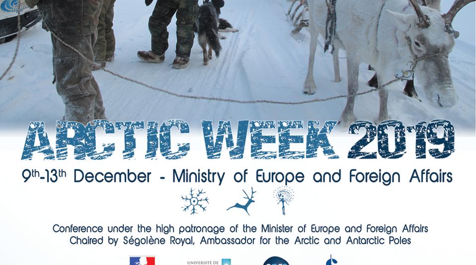 Arctic Week 2019 - Paris