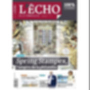 Couverture Echo Timbrologie 1936 fev 201