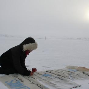 ANORI – Poèmes au vent de l'Arctique - Puisi