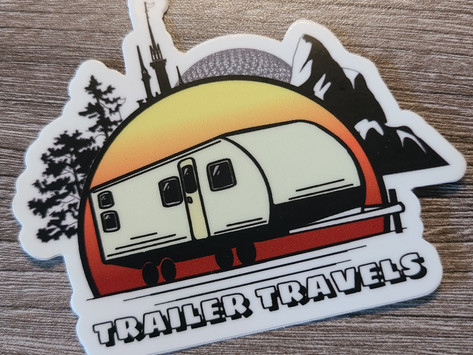 Enter the Trailer Travels Giveaway now through June 18, 2021