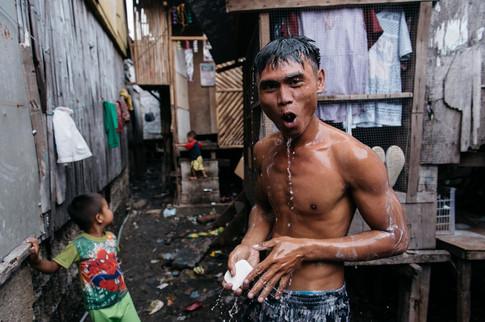 Life In A Slum #24