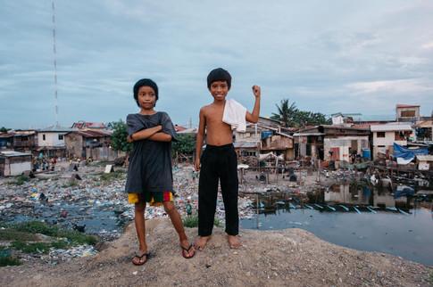 Life In A Slum #42