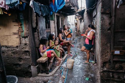 Life In A Slum #17