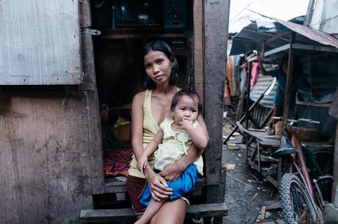 Life In A Slum #12