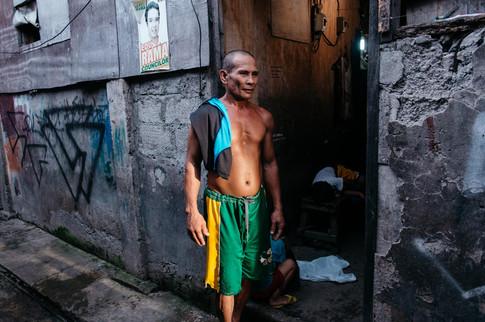 Life In A Slum #38
