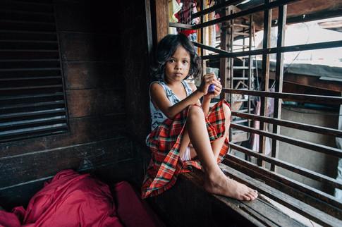Life In A Slum #36