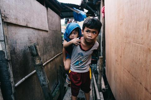 Life In A Slum #09