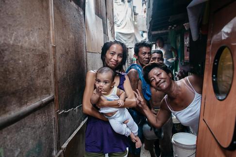 Life In A Slum #28