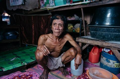 Life In A Slum #18