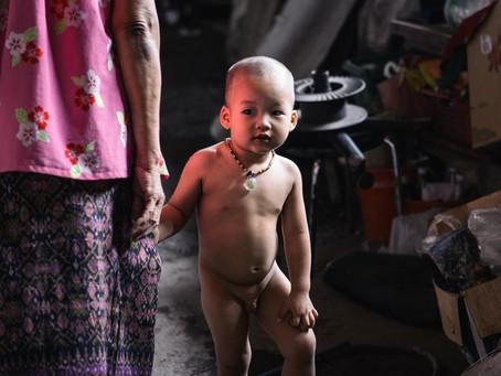Bangkok Photo Walk - Khlong Toei