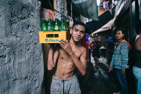 Life In A Slum #30