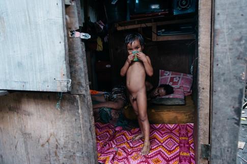 Life In A Slum #41