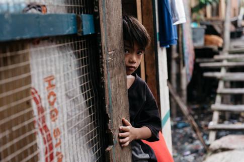 Life In A Slum #45