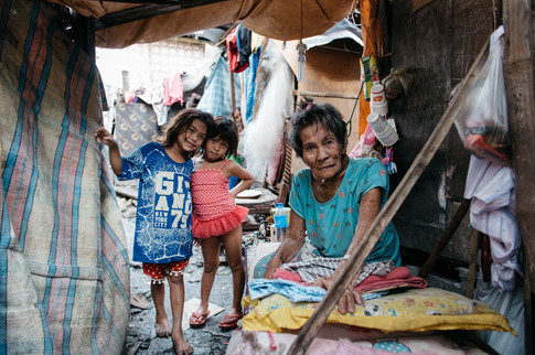 Life In A Slum #46