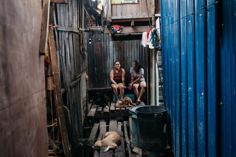 Life In A Slum #37