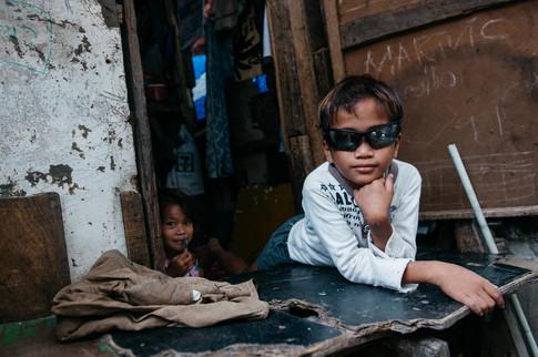 Life In A Slum #47