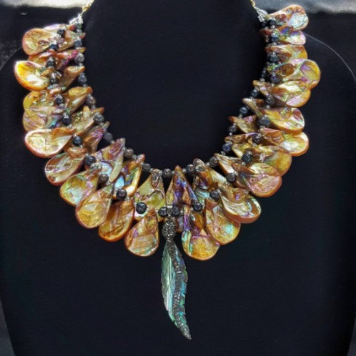 Freya Shell Necklace