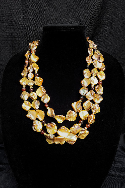 Shiloh Shell Necklace