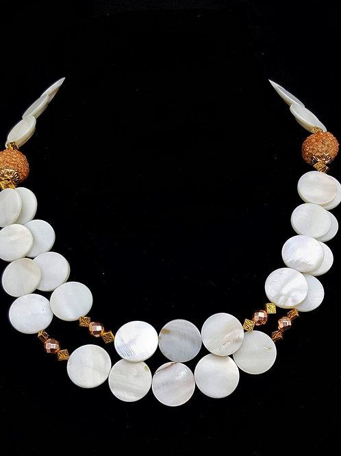 Maya Shell Necklace